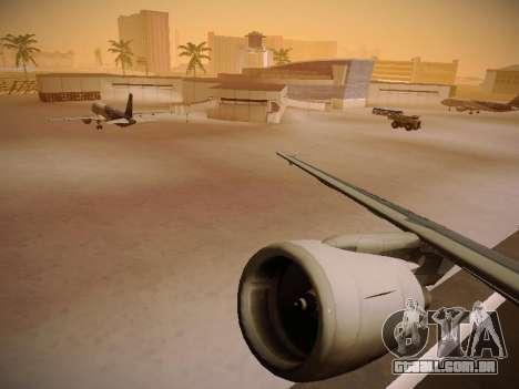 Airbus A320-214 LAN Airlines 100th Plane para GTA San Andreas