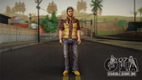 Travis Grady From Silent Hill: Origins para GTA San Andreas
