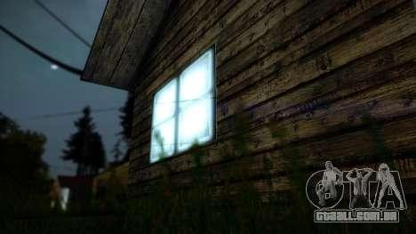 Graphic Unity v3 para GTA San Andreas décimo tela