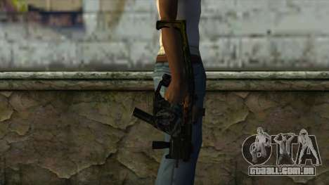 Kriss Super from PointBlank v3 para GTA San Andreas terceira tela