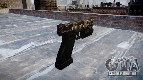 Pistola Glock de 20 zumbis para GTA 4 segundo screenshot