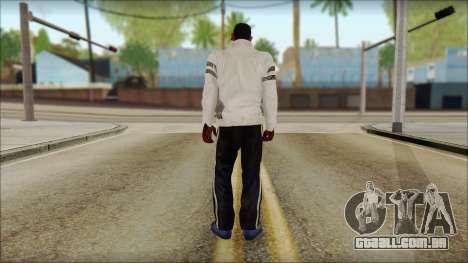C-Jay 2014 Pele v3 para GTA San Andreas segunda tela
