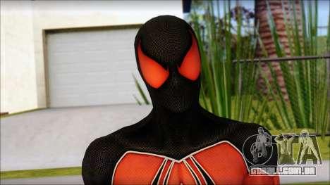 Scarlet 2012 Spider Man para GTA San Andreas terceira tela