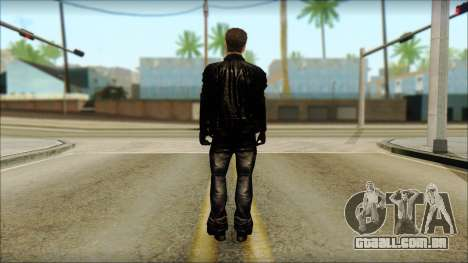Arnold Shvarzneger para GTA San Andreas segunda tela