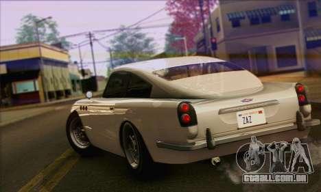 DewBauchee JB-700 1.0 (HQLM) para GTA San Andreas esquerda vista