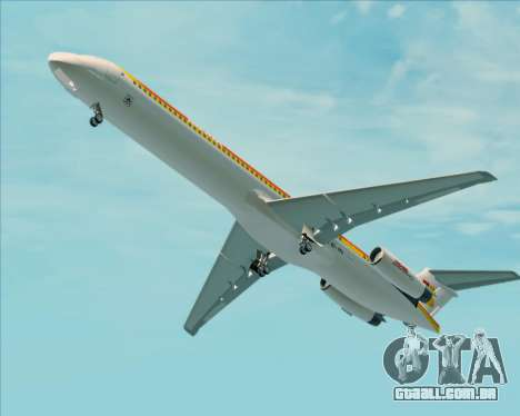 McDonnell Douglas MD-82 Iberia para o motor de GTA San Andreas