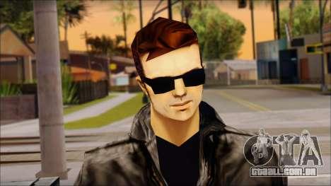 Shades Claude v2 para GTA San Andreas terceira tela
