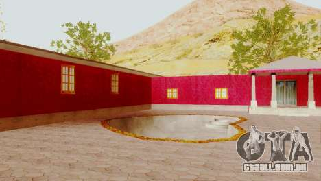 Novas texturas para o clube em Las Venturas para GTA San Andreas segunda tela
