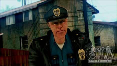 Manhunt Ped 3 para GTA San Andreas terceira tela