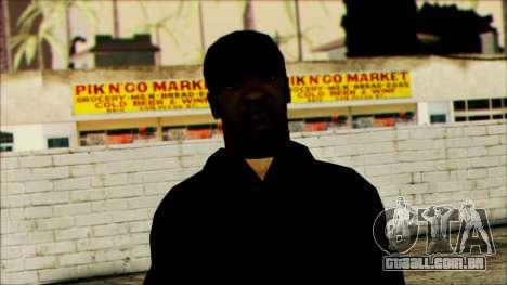 Viciado (Cutscene) v2 para GTA San Andreas terceira tela