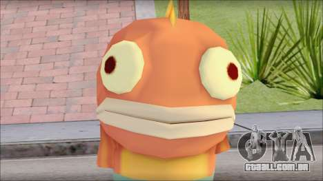 Boranfish from Sponge Bob para GTA San Andreas terceira tela