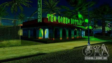 Novo bar em Ganton para GTA San Andreas terceira tela