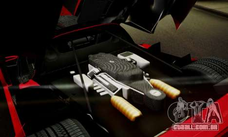 Ferrari Gemballa MIG-U1 para as rodas de GTA San Andreas