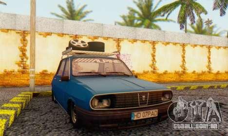 Dacia 1310 Combinata para GTA San Andreas vista direita