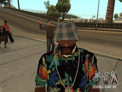 Camisa havaiana como max Payne para GTA San Andreas terceira tela