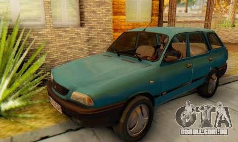 Dacia 1310 Liberta v1.1 para GTA San Andreas