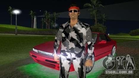 Camo Skin 13 para GTA Vice City terceira tela