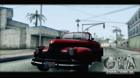 Graphic Unity V2 para GTA San Andreas sétima tela
