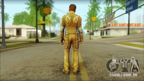 Iceman Standart v1 para GTA San Andreas segunda tela