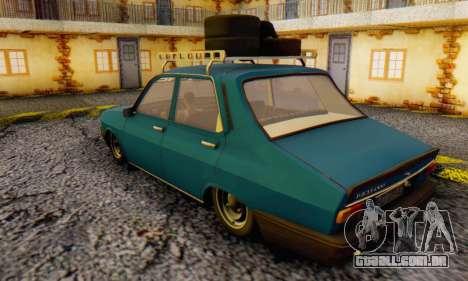 Dacia 1310 Combinata para GTA San Andreas esquerda vista