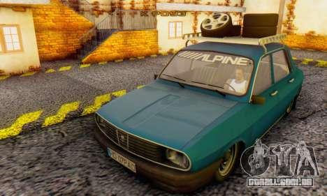 Dacia 1310 Combinata para GTA San Andreas
