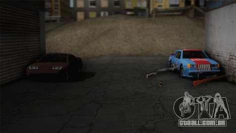 Sport Cars in Doherty para GTA San Andreas terceira tela