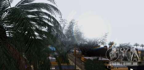 Graphical Shell para GTA San Andreas oitavo tela