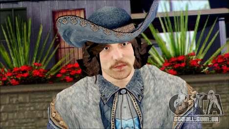 Nicolo Polo from Assassins Creed para GTA San Andreas terceira tela