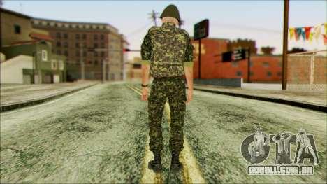 Marinha APU v1 para GTA San Andreas segunda tela