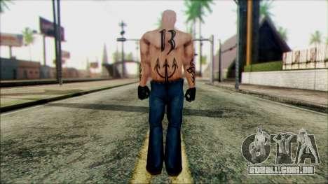 Manhunt Ped 5 para GTA San Andreas segunda tela