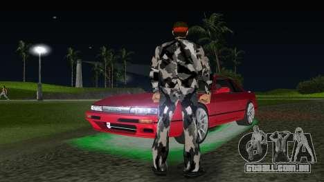 Camo Skin 13 para GTA Vice City segunda tela