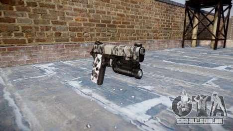 Arma Kimber 1911 Diamante para GTA 4