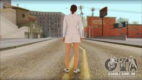 Amanda De Santa para GTA San Andreas segunda tela