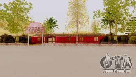 Novas texturas para o clube em Las Venturas para GTA San Andreas