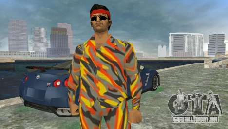 Camo Skin 15 para GTA Vice City terceira tela