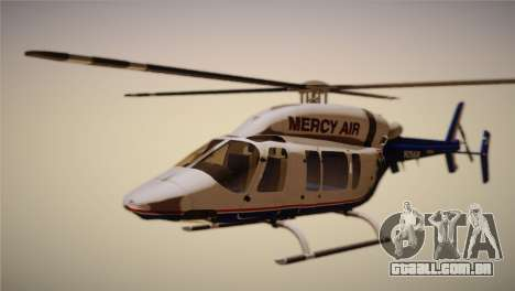 Bell 429 v3 para GTA San Andreas