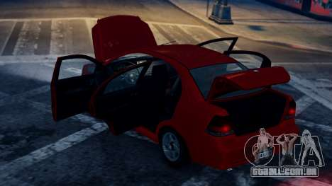 GTA 5 Asea para GTA 4 vista direita