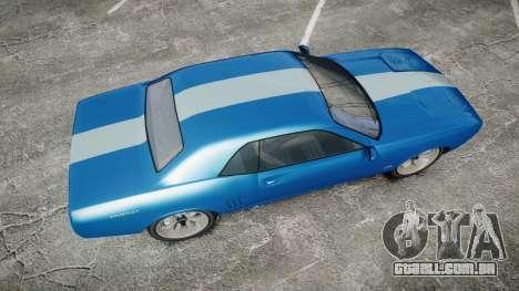 GTA V Bravado Gauntlet para GTA 4 vista direita