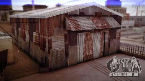 Graphic Unity v3 para GTA San Andreas sétima tela