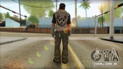 Iceman Street v1 para GTA San Andreas segunda tela
