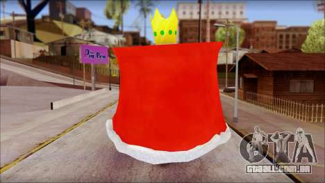 Kingjelly from Sponge Bob para GTA San Andreas segunda tela