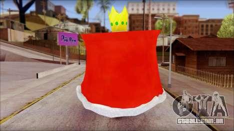 Kingjelly from Sponge Bob para GTA San Andreas segunda tela