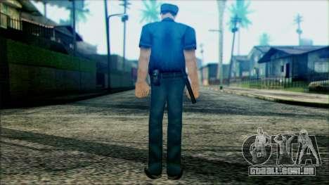 Manhunt Ped 2 para GTA San Andreas segunda tela