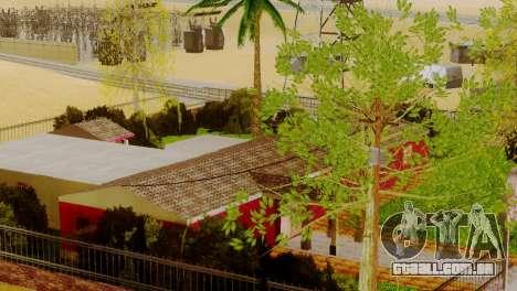 Novas texturas para o clube em Las Venturas para GTA San Andreas terceira tela