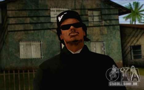 N.W.A Skin 3 para GTA San Andreas terceira tela