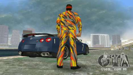 Camo Skin 15 para GTA Vice City segunda tela