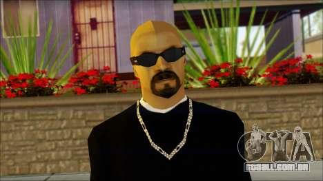 El Coronos Skin 1 para GTA San Andreas terceira tela