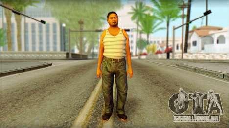 GTA 5 Ped 3 para GTA San Andreas