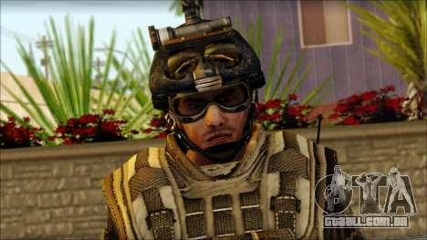 Soldados da UE (AVA) v5 para GTA San Andreas terceira tela