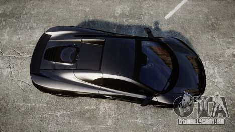 McLaren 650S Spider 2014 [EPM] Goodyear para GTA 4 vista direita